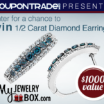 Diamond Earrings ($1000 Value) Giveaway
