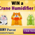 Enter to Win | EBONY Parent Crane Humidifier