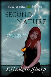Second Nature Book Tour and Necklace Giveaway