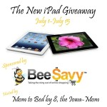 Blogger Sign Ups | New iPad Giveaway