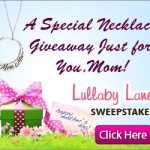 Enter to Win | A Special Necklace Giveaway Just for Moms