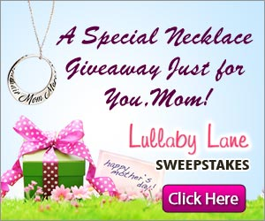Enter to Win | Necklace Giveaway Especially for Moms