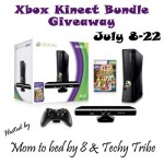 Blogger Sign Ups | FREE : XBox Kinect Bundle Giveaway