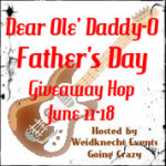 My Charmed Mom's Dear Ole' Daddy-O Giveaway-Dad Pendant($49.99)