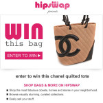 #WinThisBag (Final Giveaway: Leather Chanel Tote EV$1300)