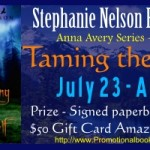 Book Tour : Taming the Wolf ($50 Amazon or Barnes&Noble GC)