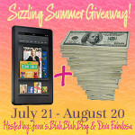 Enter : Sizzling Summer Giveaway-WW