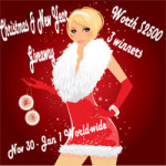 Blogger Sign Up : $2500 Giveaway One Big Christmas & New Year Event