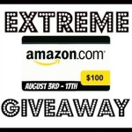 Enter : Extreme ($100) Amazon Giveaway