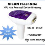 Enter : SILKN Flash&Go Giveaway