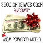 Blogger Sign Up : $500 Christmas Cash Event