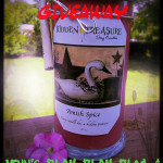 Enter : Hidden Treasure Candle Giveaway