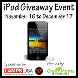 Enter : iPod Touch Giveaway