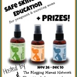Enter : Pretty Mommies Pregnancy and Nursing Skin Care Giveaway