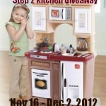 Enter : Step2 Lifestyle Fresh Accents Kitchen Giveaway