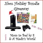 Enter : XBox Holiday Bundle Giveaway
