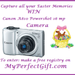 Enter : Win Canon A810 Powershot Camera (16MP)
