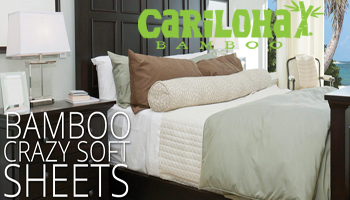 Enter : Bamboo Sheet Set Giveaway