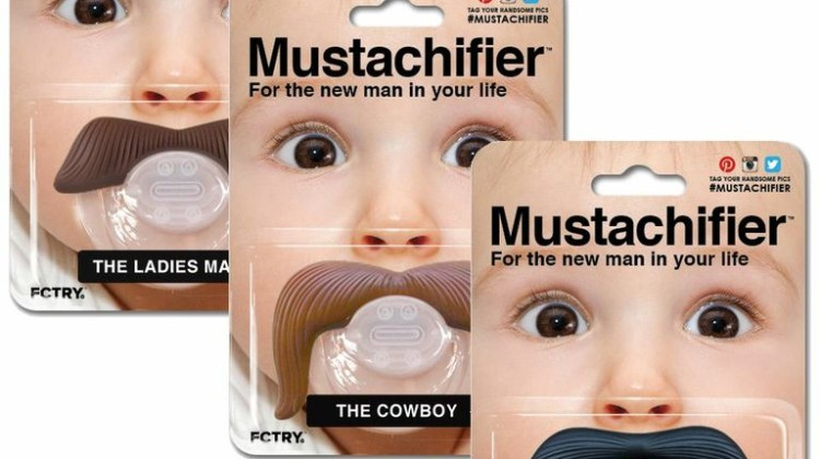 Mustachifier {for the Hipster Baby} Review