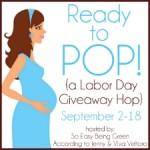 Little Monsters Cloth Diaper Giveaway #readytopop