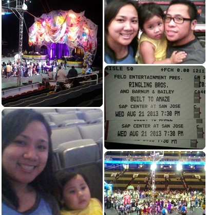 Ringling Brothers and Barnum&Barley~Built to Amaze
