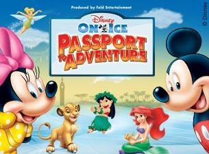 Bay Area Welcomes Disney On Ice presents Passport to Adventure!