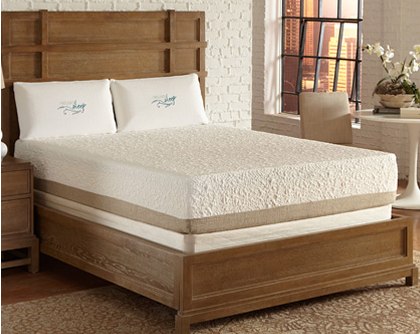 Nature's Sleep Memory Foam Mattress