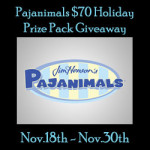 Enter : $75 Pajanimals Prize Pack Giveaway