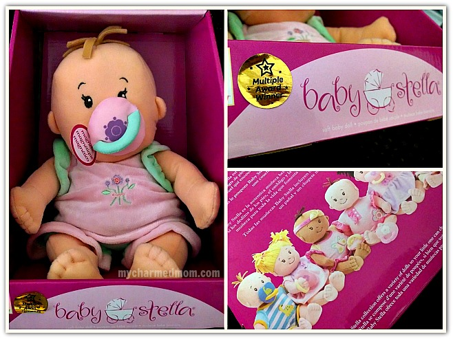 WIn Baby Stella Peach! Ends 12/16 US only -