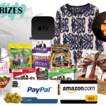 Bloggers Unite: A Fundraising Giveaway Event | Over $985 Worth of Prizes!