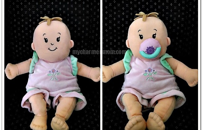 Baby Stella Peach by Manhattan Toy Review