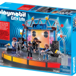 Enter :  Playmobil Pop Stars Stage Giveaway