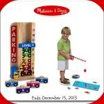 Enter : The Melissa & Doug Toy Giveaway