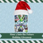 Sims 3 Into the Future Holiday Giveaway