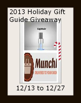 Enter : Holiday Gift Guide Giveaway