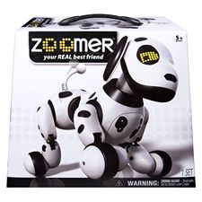 Enter : Zoomer Interactive Dog Giveaway