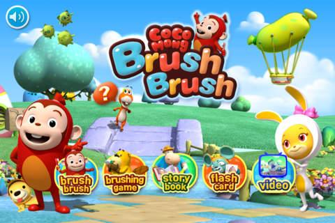 Enter : $100 iTunes Giveaway from Brush Brush Cocomong