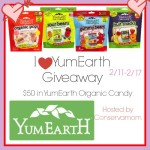 Enter : $50 in YumEarth Organic Candy Giveaway