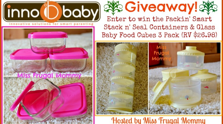 Enter : Innobaby Product Giveaway