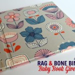 Enter : Rag & Bone Bindery Giveaway