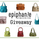Enter : Epiphanie Bag Giveaway