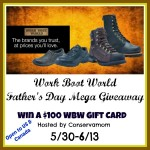Enter : Work Boot World Giveaway