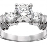 Babylon Diamond Engagement Ring