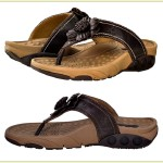 Welcome Summer : Therafit's Carly Brown Sandal Review
