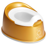 BABYBJORN Smart Potty Gold