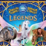 Ringling Bros. and Barnum & Bailey® Presents LEGENDS #RinglingBayArea