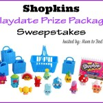 Enter : Shopkins Playdate Prize Package Giveaway