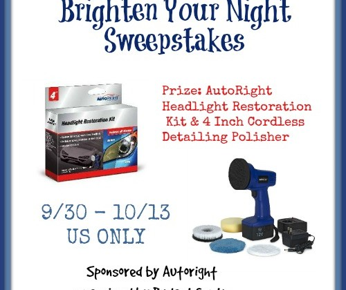 Enter : Brighten Your Night Sweepstakes