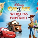 Disney On Ice Presents : Worlds of Fantasy #DisneyOnIce
