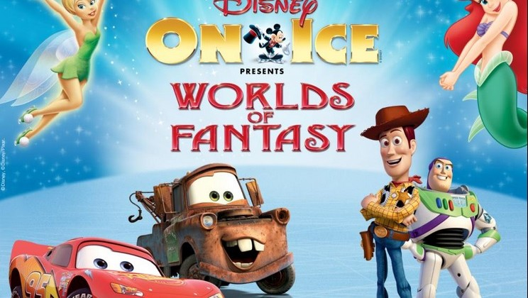 Are You Excited for the Disney On Ice Presents Worlds of Fantasy #DisneyOnIce